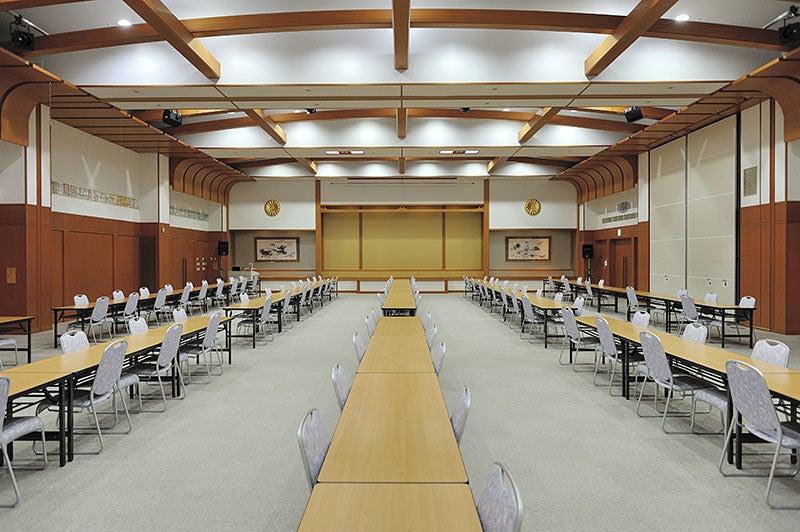 比叡山 延暦寺会館 宿坊 大ホール (1スパン) (比叡) の写真