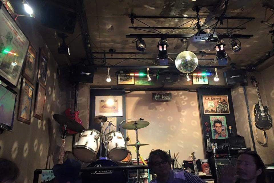 【京都 東山】 本格ステージでライブしませんか? ライブハウスビルボード 全館貸切 パーティー/演奏/イベント の写真