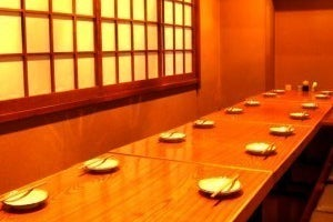 「居酒屋・和の家浜松町」浜松町1分!ロケや会議、飲み会など、多目的に利用可能な和風空間 の写真