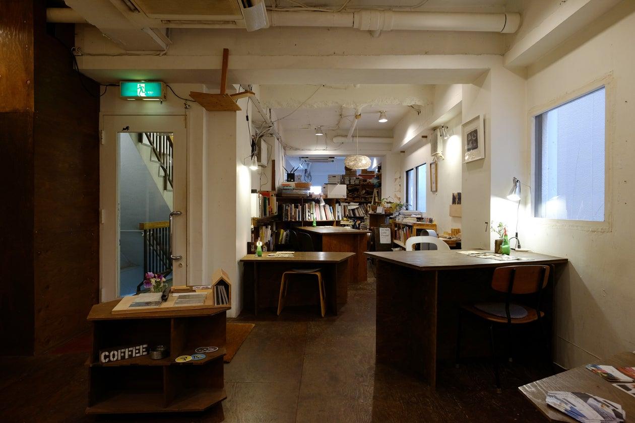 【西荻窪駅から徒歩40秒】好立地でオシャレなカフェスペースでイベントを!(タスカフェ) の写真0