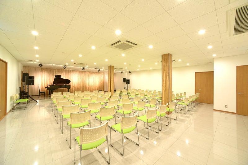 【大阪/堺】Art Hall/スタイリッシュでモダンな多目的文化スペース の写真