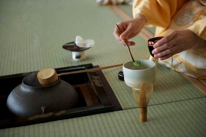 撮影限定 茶会の撮影にぴったりの炉付き和室 伊勢 の写真