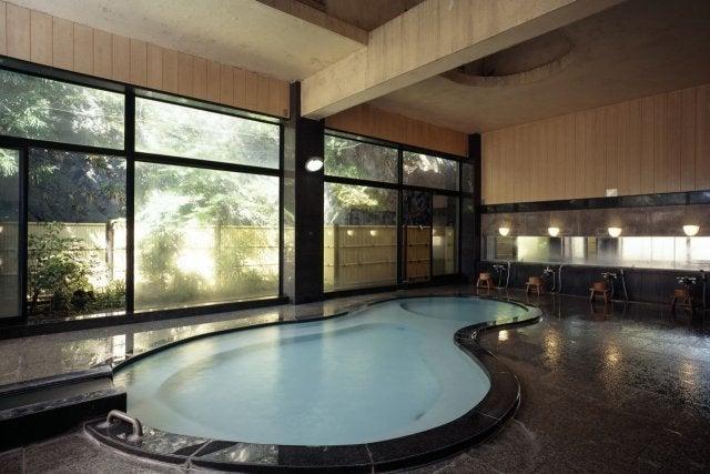 撮影限定 高級旅館の大浴場で本格撮影 明石 の写真
