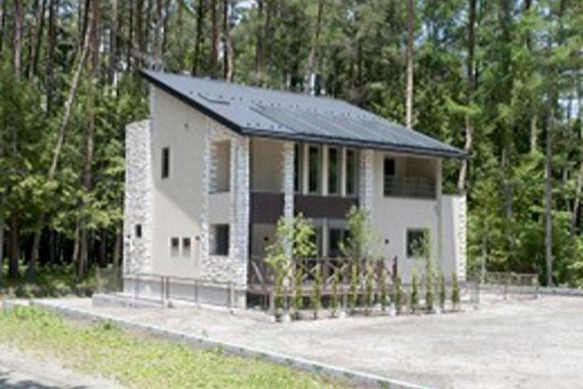 自給自足のできる家、ゼロエネハウス! の写真