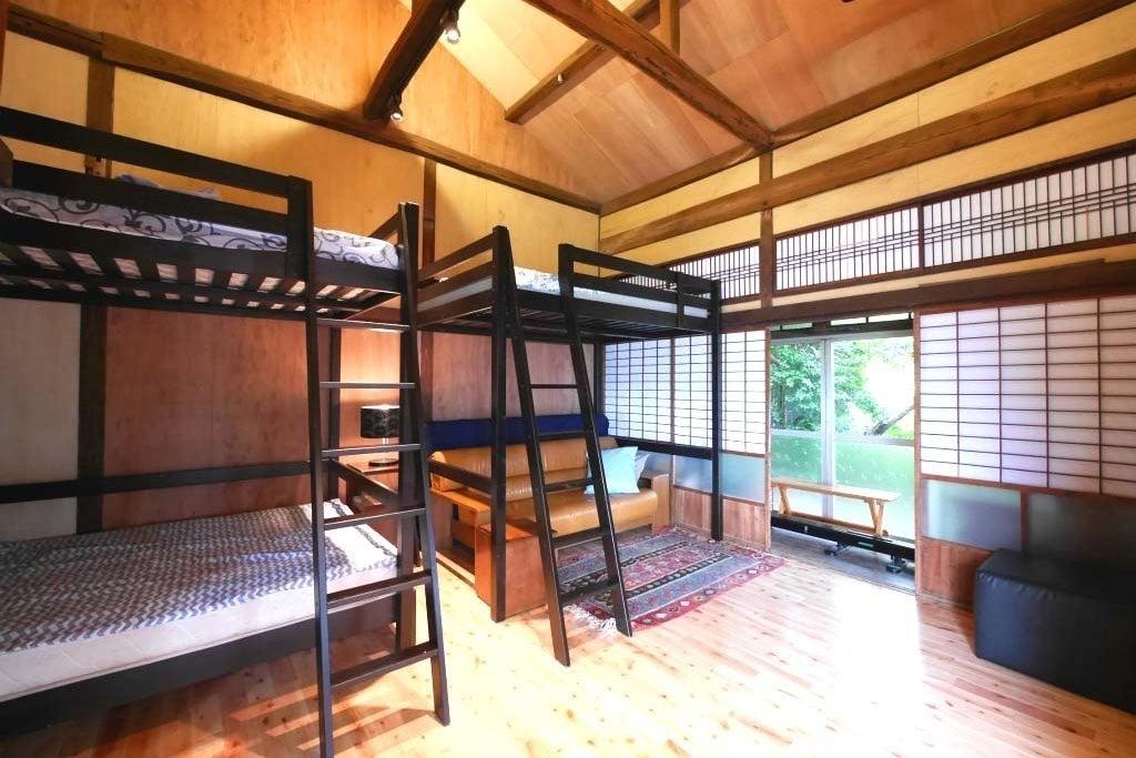 熊本城の目の前の一軒家貸切スペース! スミツグハウス東棟 の写真