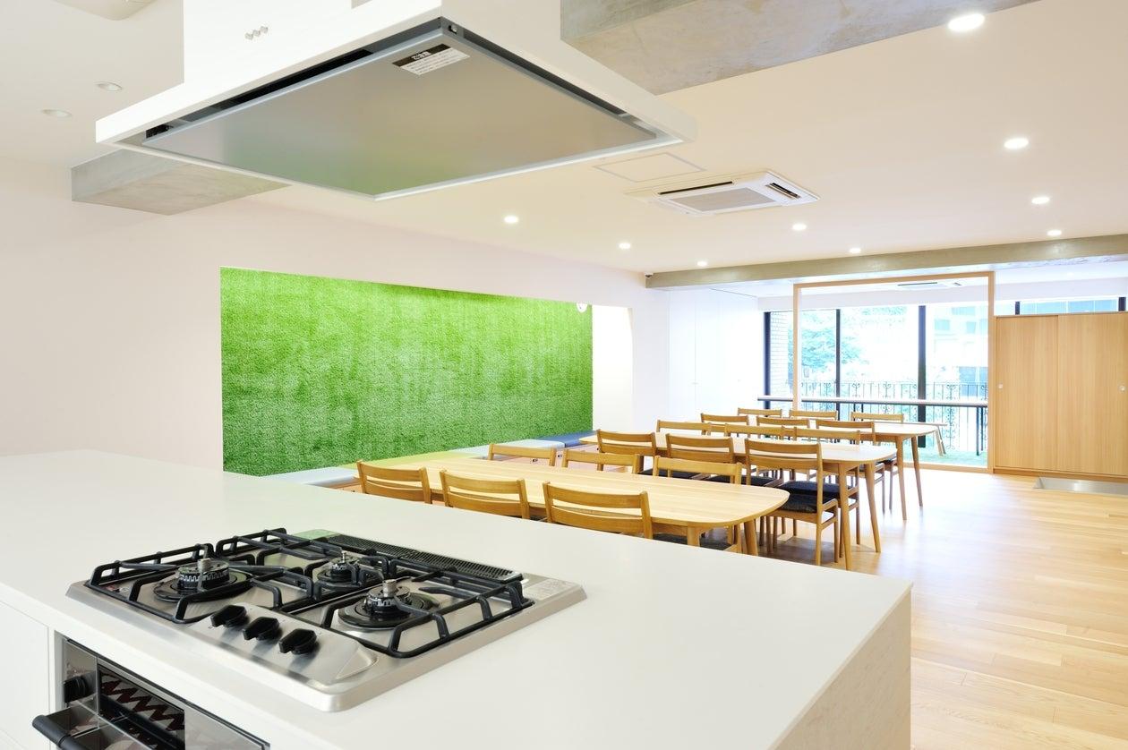 【Patia】麻布エリアに登場した本格的貸切キッチンスペース。パーティーやセミナー、ワークショップに最適です。 の写真