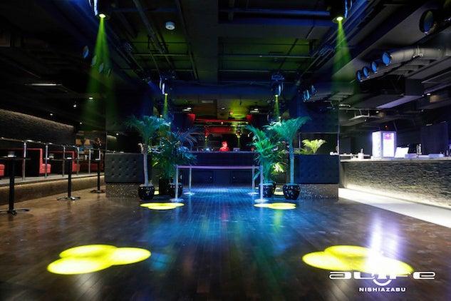 西麻布 パーティーや社員総会にぴったりなイベントペース ALIFE B1F の写真