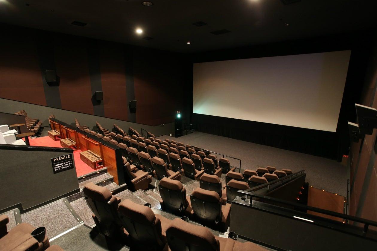 【豊洲 114席】映画館で、会社説明会、株主総会、講演会の企画はいかがですか? の写真