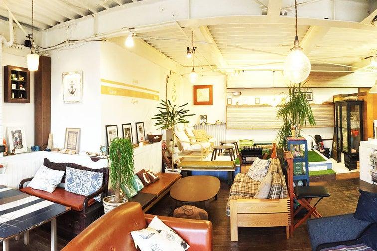 【高円寺 徒歩5分】 レンタルカフェLivingood(貸切レンタルスペースキッチン有り) の写真