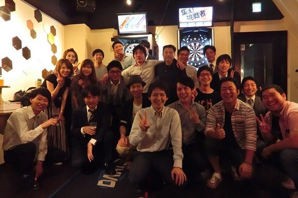 TRYANGLE 渋谷駅近!!おしゃれなダーツBARを使ったレンタルスペース の写真