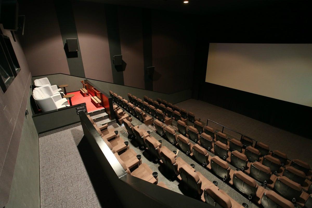 【豊洲 78席】映画館で、会社説明会、株主総会、講演会の企画はいかがですか? の写真