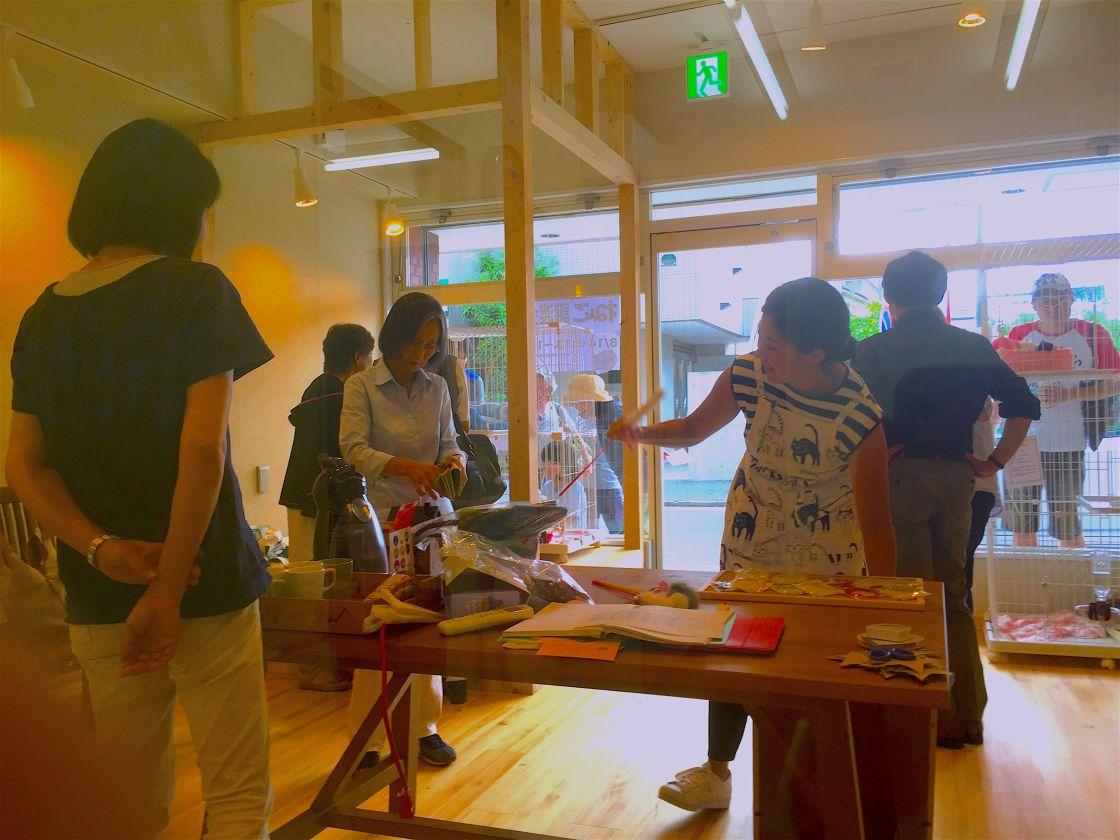 ペットが集まるスペースでイベントができる ! / 横浜市港北区 イベント セミナー(buddy project) の写真0