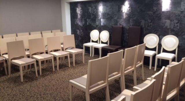 南浦和駅 徒歩8分 送迎バスあり 打ち合わせ 会議 可能 個室 最大シアター形式30名 親族控室