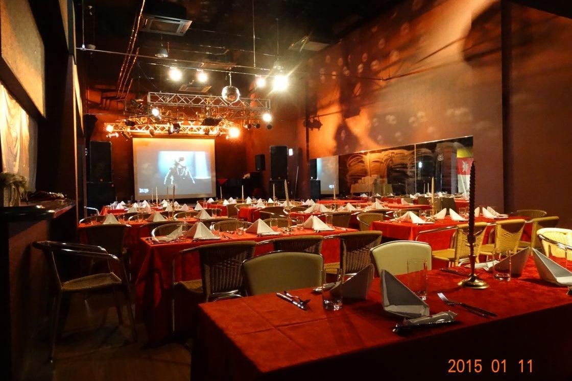400人収容可能なエンターテイメントホール 結婚式2次会やパーティー、イベントに / 兵庫県姫路市 ホール イベント の写真