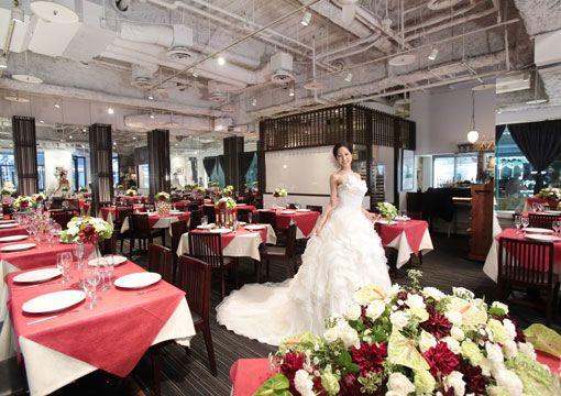 天井高7メートル、人気の旧居留地!自然光差し込む開放的な行列のできるレストランでおもてなしを。(Robinson(ロビンソン)) の写真0