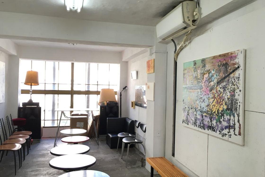 【浅草】HATCHビンテージビルのワンフロアイベントスペース の写真