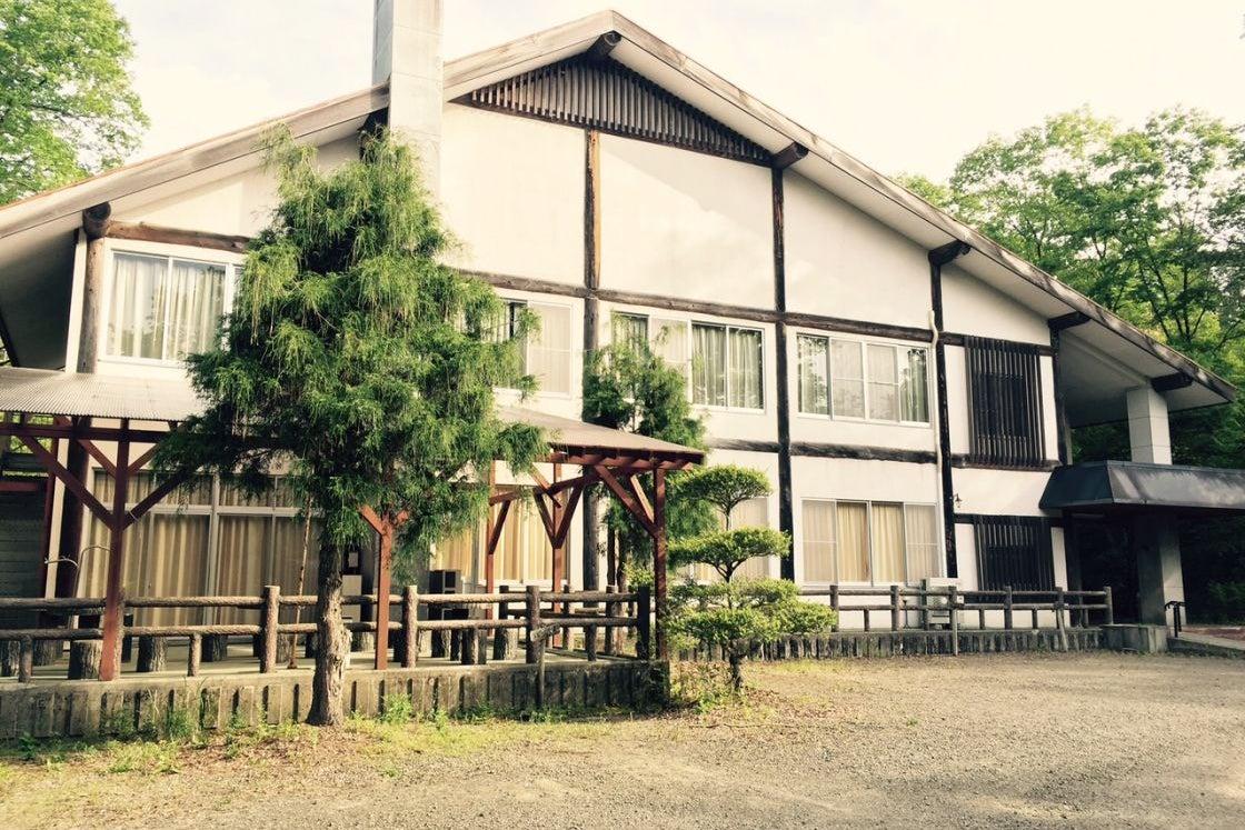 ふるさと村内の実習館は合宿や会議に最適です。  の写真