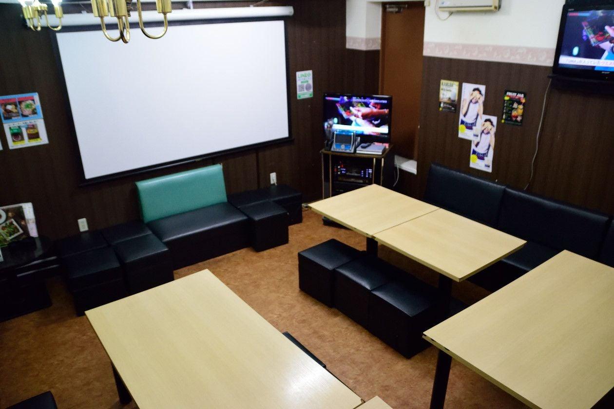 【神奈川 横浜】明るい雰囲気のスペースでパーティーはいかがでしょうか?(VIPルーム) の写真