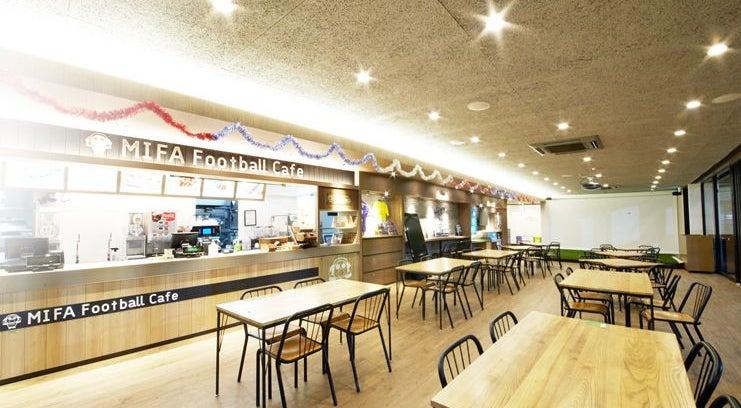 広々デッキテラス付 キッズルーム完備のカフェスペースでイベント、ワークショップ、パーティはいかが?