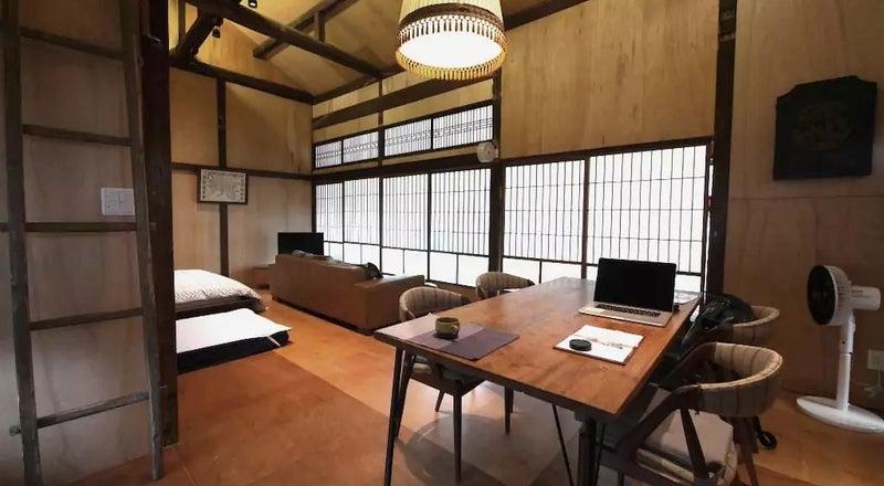 熊本城の目の前の一軒家貸切スペース!スミツグハウス西棟
