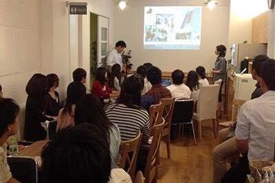 【丸太町駅から徒歩5分】使い方自由なレンタルカフェスペース!京都アンテナカフェ&スペース御所西 の写真