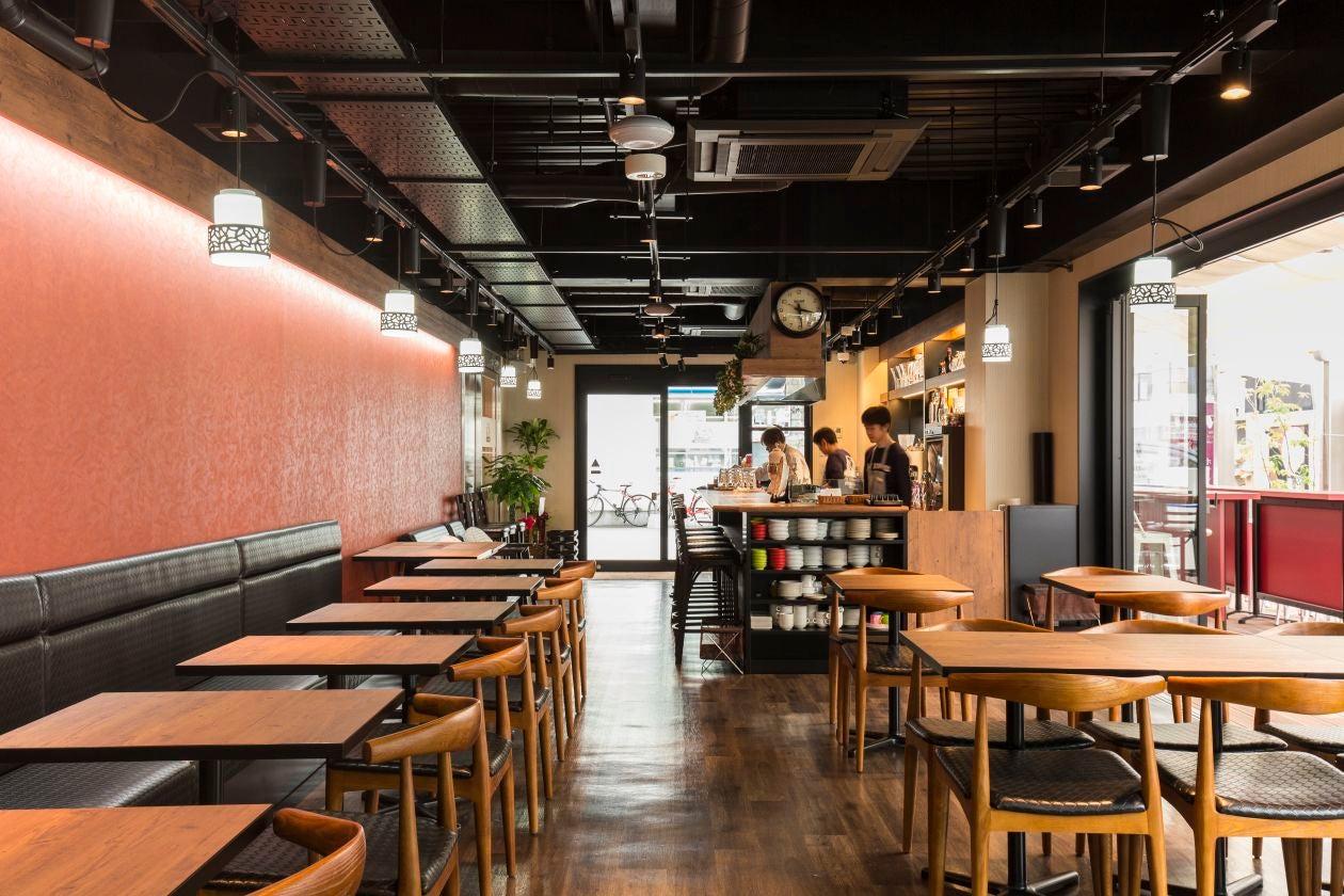 【全館貸切】博多駅から徒歩4分のおしゃれなカフェ パーティーや会議に最適です / 福岡 博多 パーティー セミナー 会議(博多駅前 マーケットカフェ) の写真0