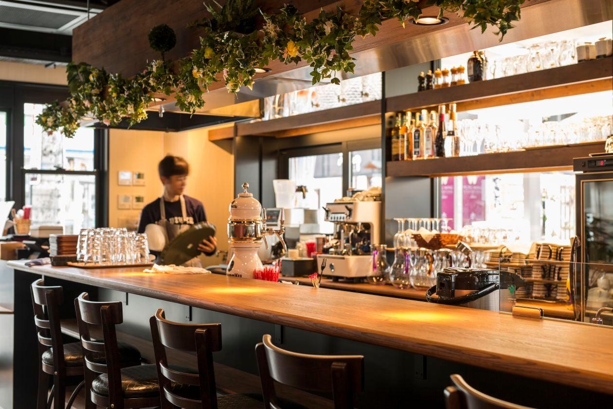 【バーカウンター貸切】博多駅から徒歩4分のおしゃれなカフェ / 福岡 博多 パーティー セミナー 会議(博多駅前 マーケットカフェ) の写真0
