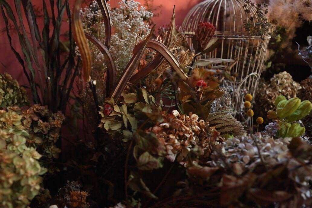 【福岡】おとぎ話の世界のようなファンタジーなスタジオで撮影はいかがでしょうか。花屋FLOWER JAMの空間です。      (FLOWER  JAM) の写真0