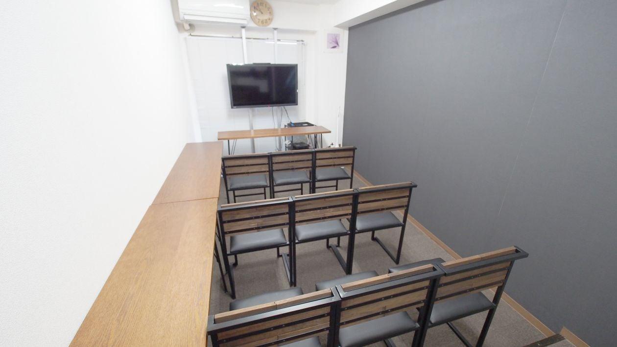 【ショコラ】新宿駅 新南改札・東南口徒歩1分の貸し会議室 高島屋目の前 のサムネイル