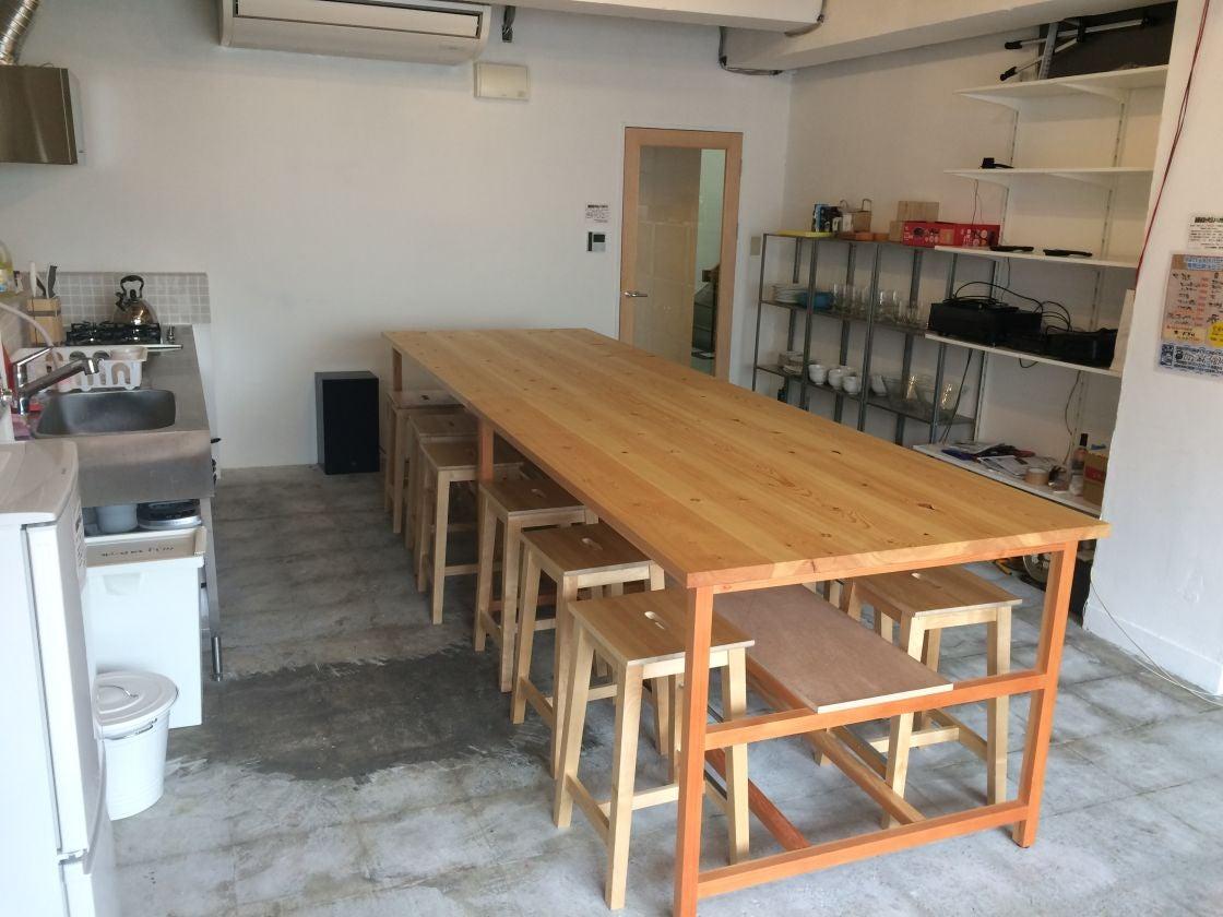 キッチン付きレンタルスペース Matty's Kitchen(マティーズキッチン)(キッチン付きレンタルスペース matty's kitchen(マティーズキッチン)) の写真0