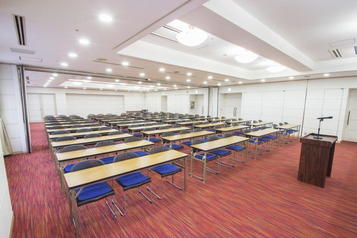 心斎橋ハートンホテル セミナー 会議 展示会利用に!【松風】 の写真