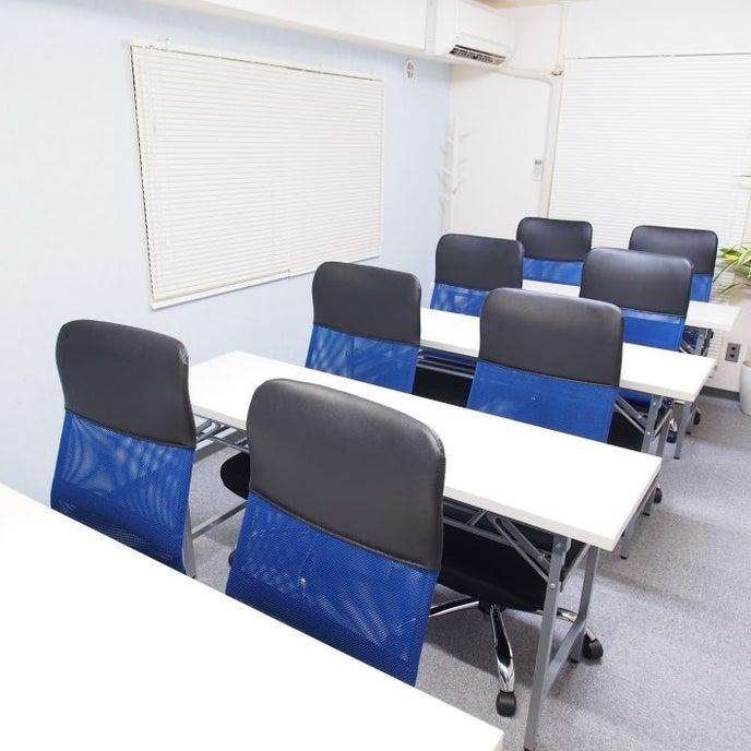 セミナー、教室向けレイアウトです。英語教室等の語学教室、セミナーで活用しやすいレイアウトになります