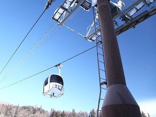 【ウィンターシーズン】白馬岩岳スノーフィールドのゴンドラを貸切! / イベント 撮影 プロモーションも可 *平日限定