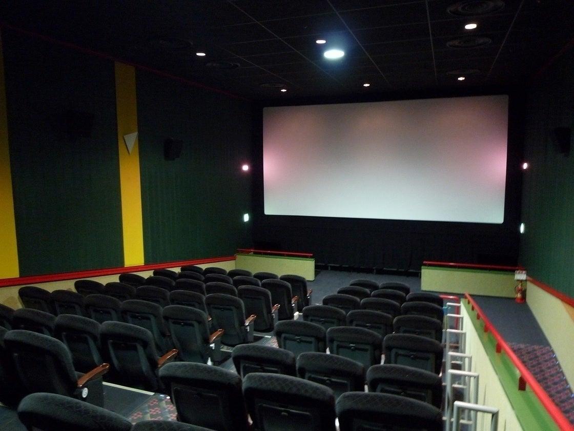 MOVIX倉敷 シアター5 / 説明会や各種上映会を映画館の大スクリーンで!【130席】(MOVIX倉敷) の写真0