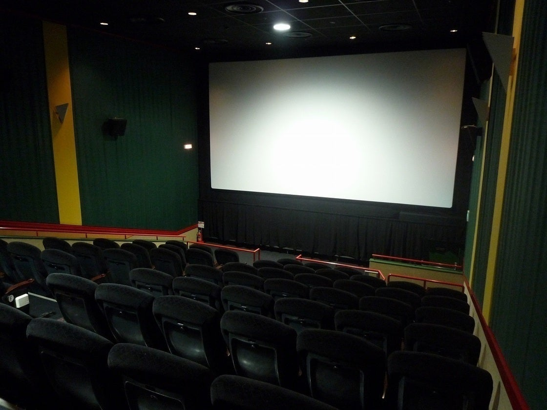 MOVIX倉敷 シアター8 / 説明会や各種上映会を映画館の大スクリーンで!【106席】(MOVIX倉敷) の写真0