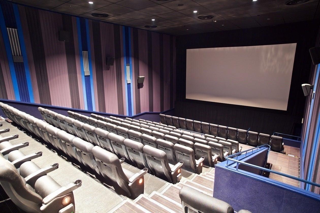 MOVIX宇都宮 シアター4 / 説明会や各種上映会を映画館の大スクリーンで!(MOVIX宇都宮) の写真0