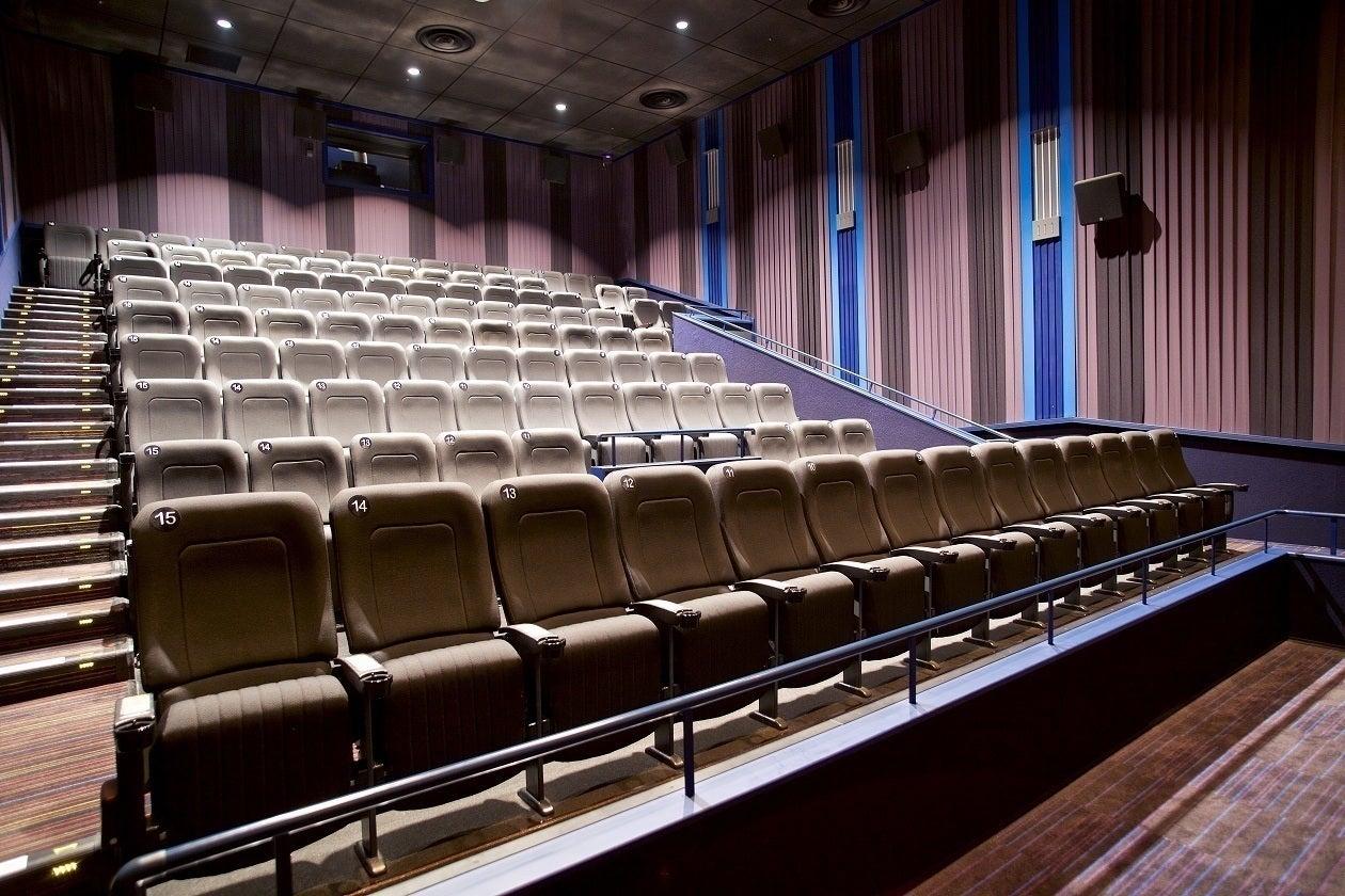 MOVIX宇都宮 シアター5 / 説明会や各種上映会を映画館の大スクリーンで! の写真