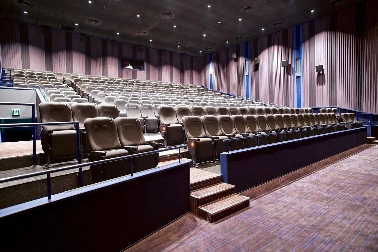 MOVIX宇都宮 シアター7 / 説明会や各種上映会を映画館の大スクリーンで! の写真