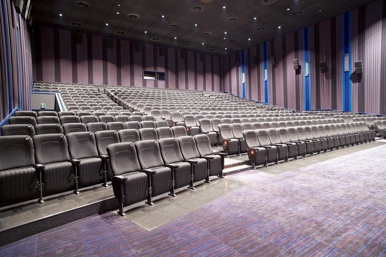 MOVIX宇都宮 シアター8 / 説明会や各種上映会を映画館の大スクリーンで! の写真