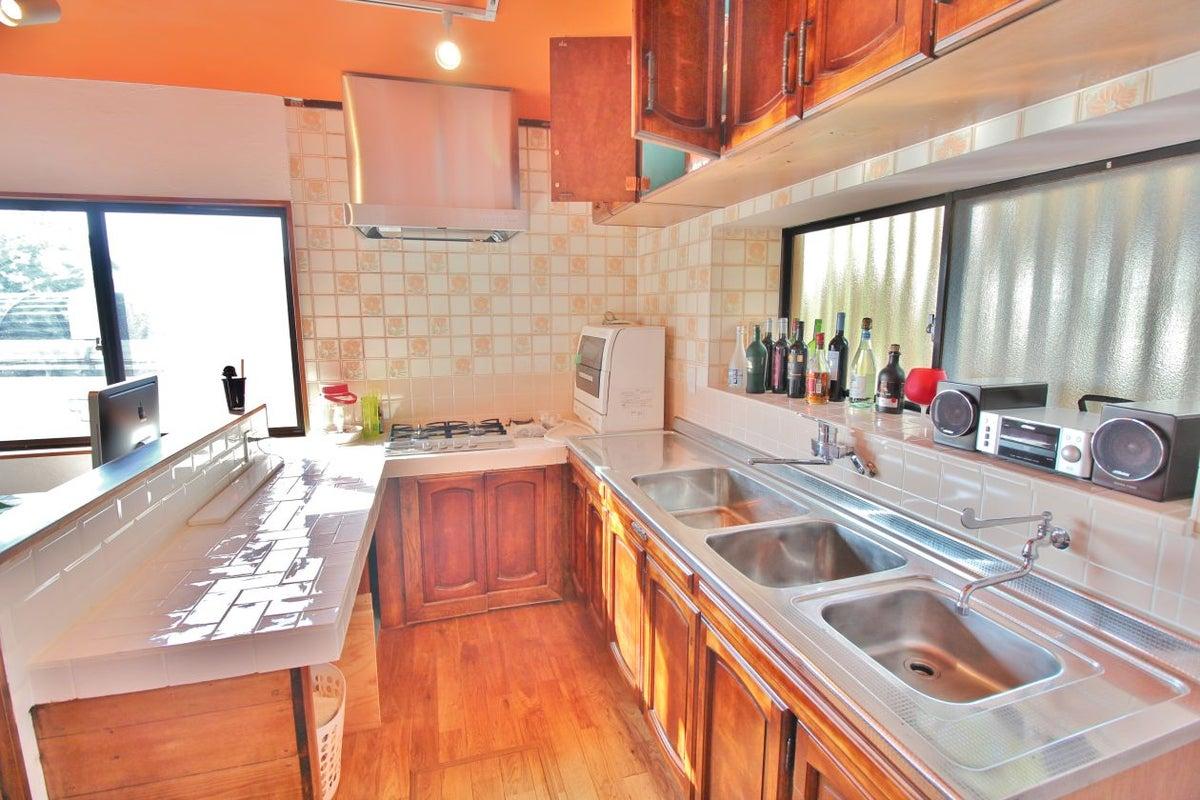 【横浜・菊名|DIY古民家『キッチン&和室』】料理教室・パーティー・イベントができる! の写真