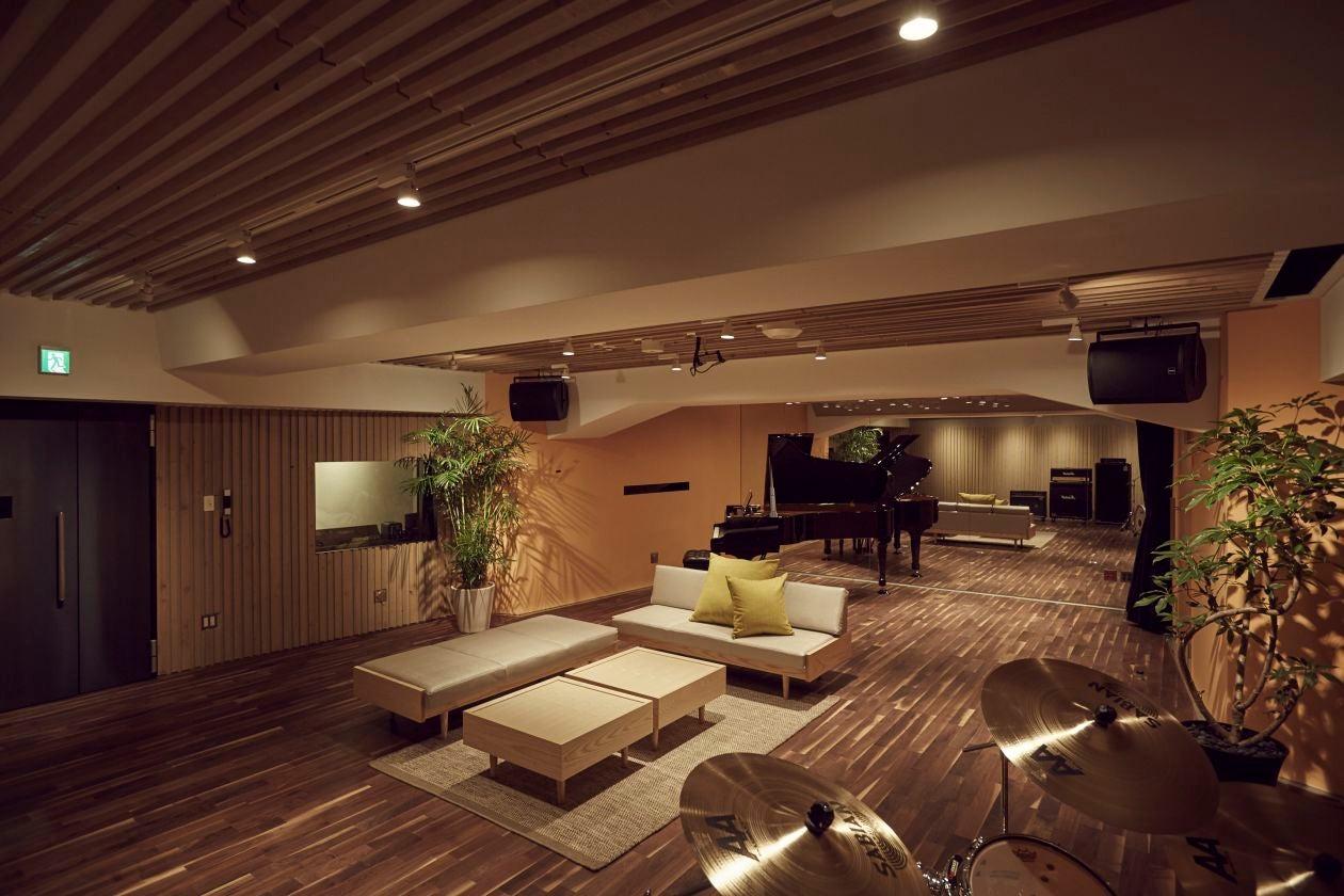 【天王洲・品川】Studio GVIDO/パーティーやプライベートコンサートにも使用出来る音楽スタジオ(【天王洲・品川】G号) の写真0