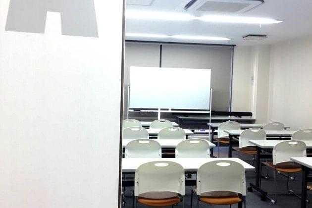 【名古屋駅徒歩5分】駅近☆24時間365日ご利用可能☆Wi-Fi無料 2階セミナールーム2A 20名 の写真