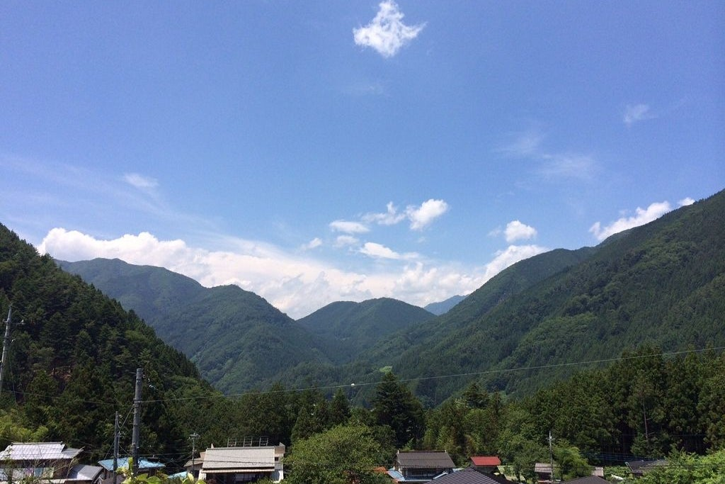 【東京都に隣接・温泉入り放題!】山梨県小菅村で環境と気分を変えて仕事してみませんか? の写真