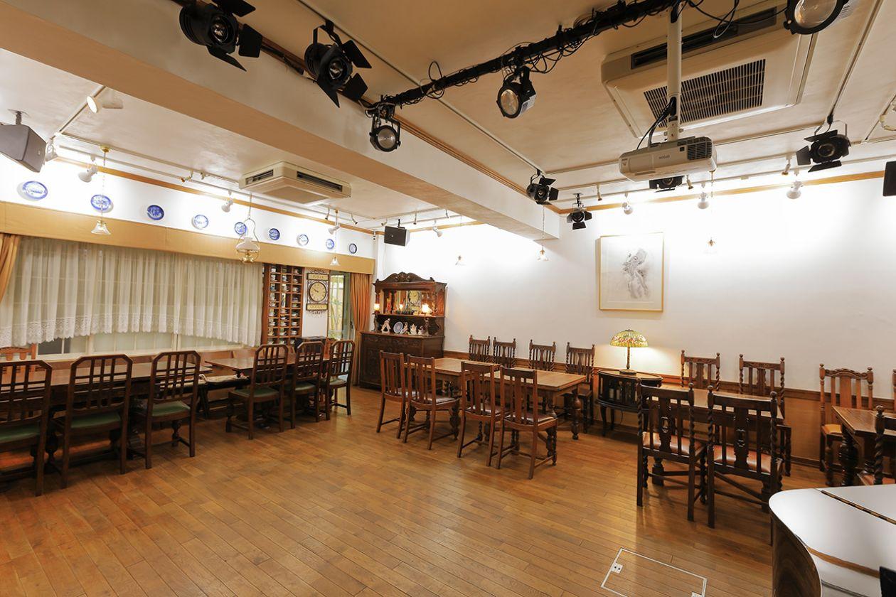 パーティー・ライブ・ダンス発表会に適したAスタジオ!! の写真