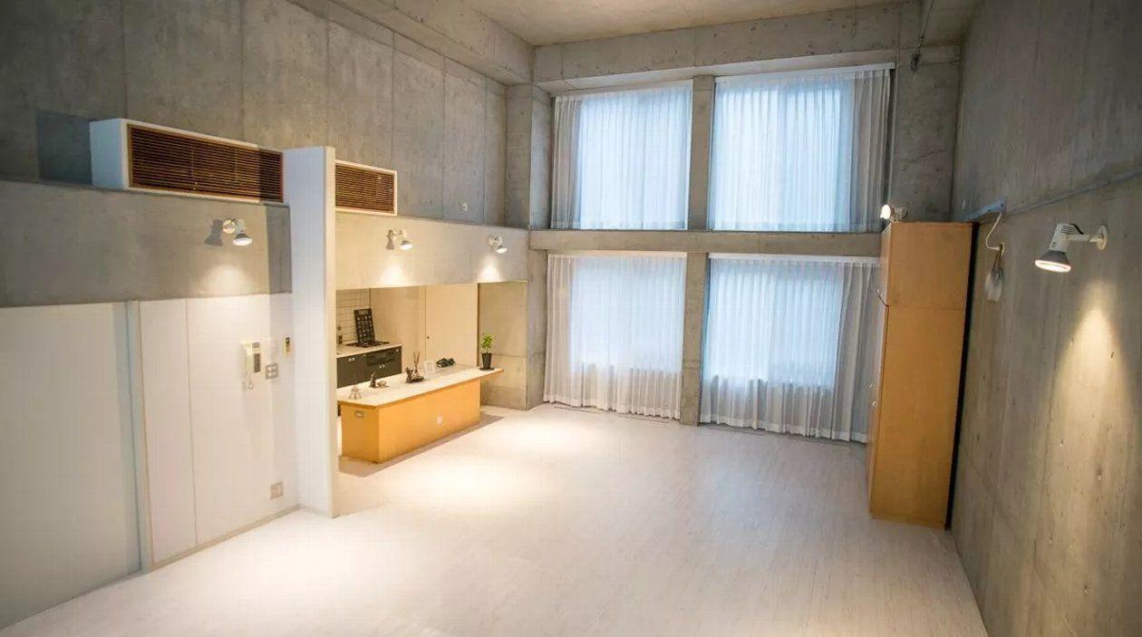 【芝浦】天井高5m‼ ニューヨークのアートギャラリー風キッチン付き万能スタジオ(Studio P') の写真0