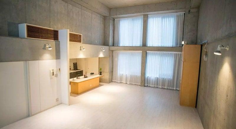 【芝浦ふ頭】天井高5m‼ ニューヨークのアートギャラリー風キッチン付き万能スタジオ