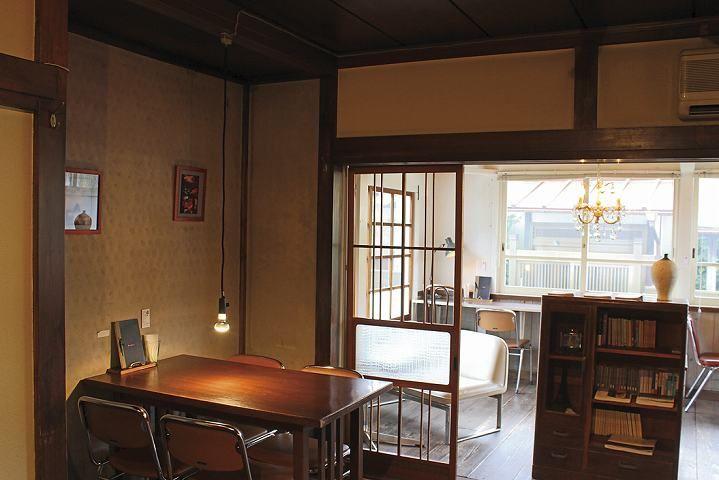 Cafe'饗茶庵本店 根古屋路地 / 栃木 カフェ 貸切 の写真