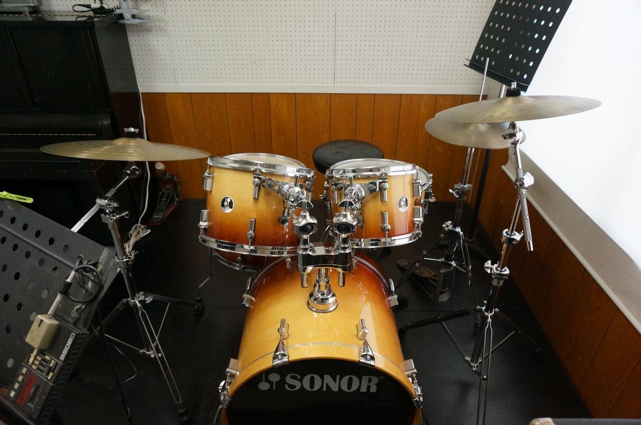 ドラムセット(SONOR)