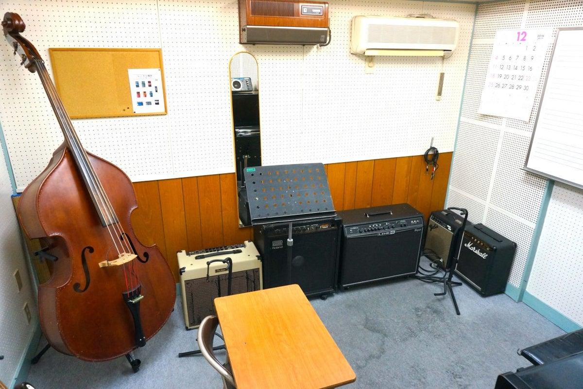 西武池袋線「東長崎」駅徒歩1分 防音ルーム(Room3) 楽器演奏、打ち合わせが可能 池袋 演奏 防音 の写真