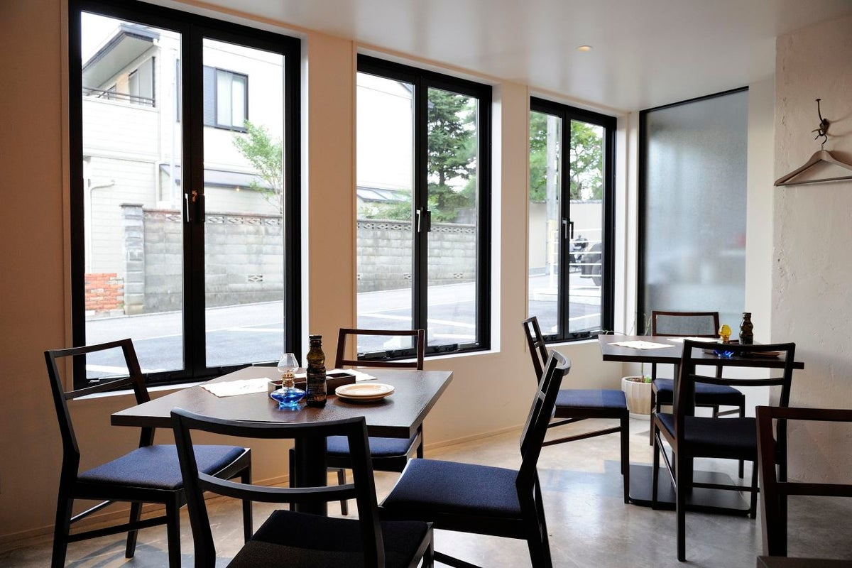 池下のイタリアンレストラン「ドン・マンジョーネ」 の写真